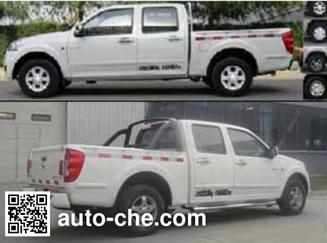 Great Wall CC1021PA07 cargo truck