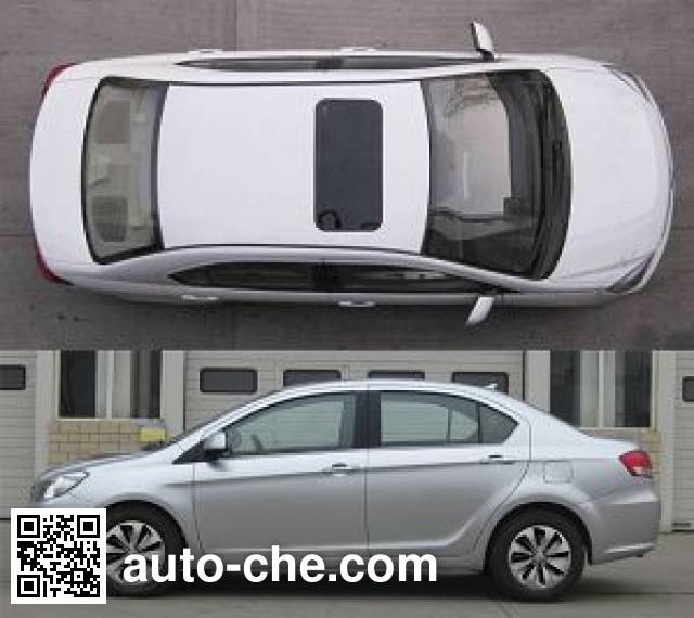 Great Wall легковой автомобиль CC7150CE0J