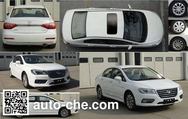 Great Wall легковой автомобиль CC7150QE0H