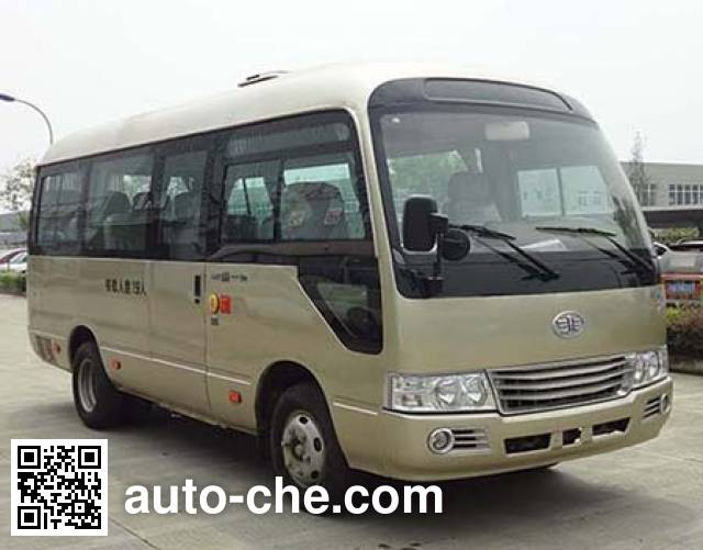 FAW Jiefang CDL6606BEV electric bus
