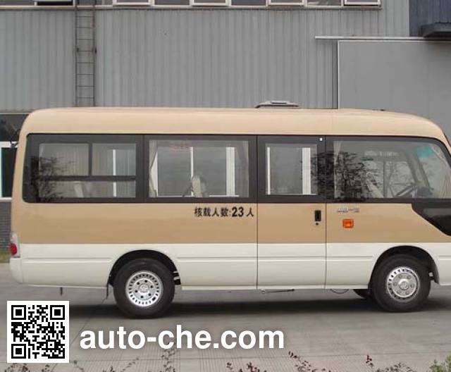 FAW Jiefang CDL6608FT1 bus
