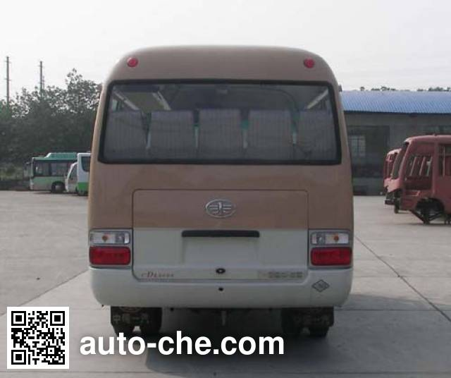 FAW Jiefang CDL6608FT bus