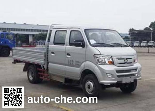 Sinotruk CDW Wangpai CDW1030S1M5QD dual-fuel cargo truck