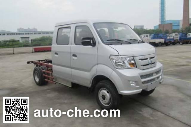Sinotruk CDW Wangpai CDW1030S4M5D dual-fuel truck chassis