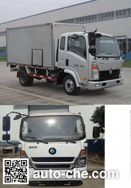 Sinotruk CDW Wangpai CDW5041XXYHA1Q4 box van truck