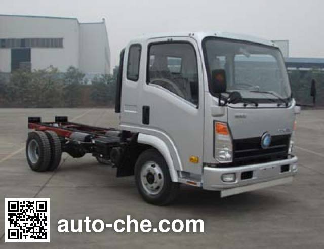 Sinotruk CDW Wangpai CDW2040HA1P4 off-road truck chassis