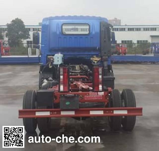 Sinotruk CDW Wangpai CDW2040HA1Q4 off-road truck chassis