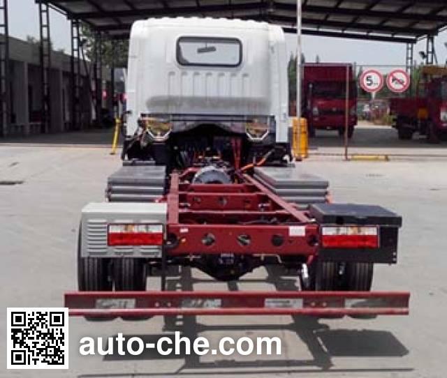 Sinotruk CDW Wangpai CDW1040H1PEV electric truck chassis
