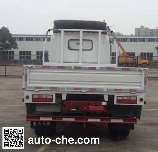 Sinotruk CDW Wangpai CDW1070H1PEV electric cargo truck