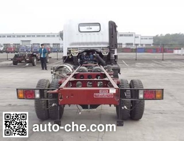 Sinotruk CDW Wangpai CDW1180HA1R5 truck chassis