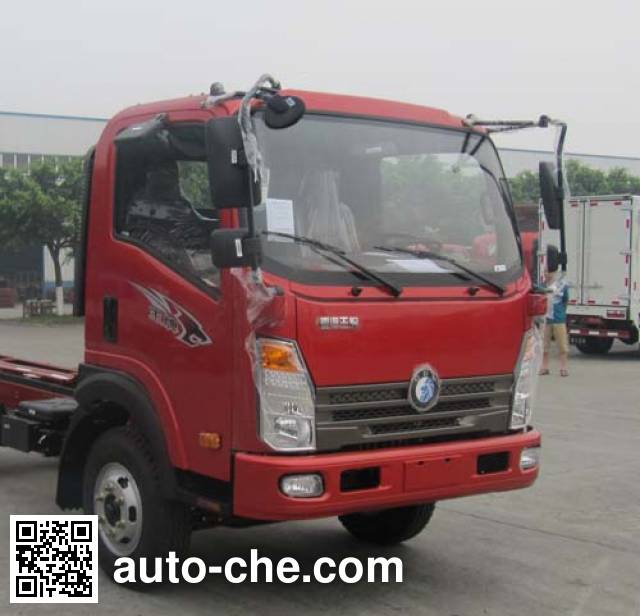 Sinotruk CDW Wangpai CDW2040HA1R4 off-road truck chassis