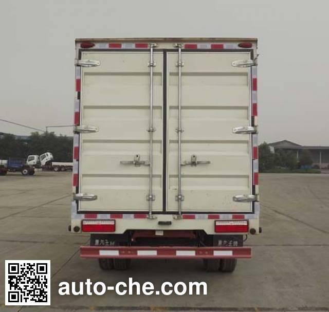 Sinotruk CDW Wangpai CDW5043XXYHA2Q4 box van truck