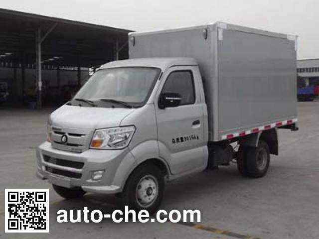 Sinotruk CDW Wangpai CDW2810CX1M2 low-speed cargo van truck