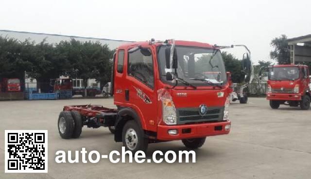 Sinotruk CDW Wangpai CDW1040HA4P4 truck chassis