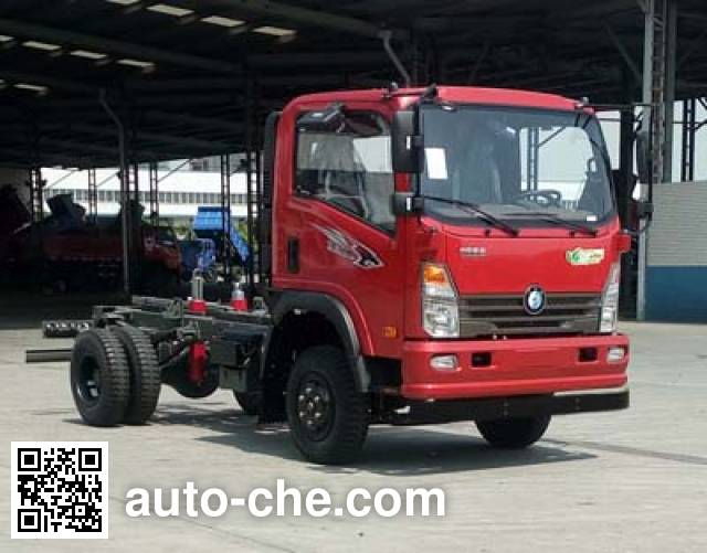 Sinotruk CDW Wangpai CDW3040HA2R5 dump truck chassis