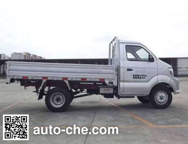 Sinotruk CDW Wangpai CDW4010CD1M2 low-speed dump truck