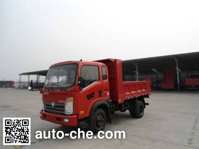 王牌CDW4010PD3A2自卸低速货车