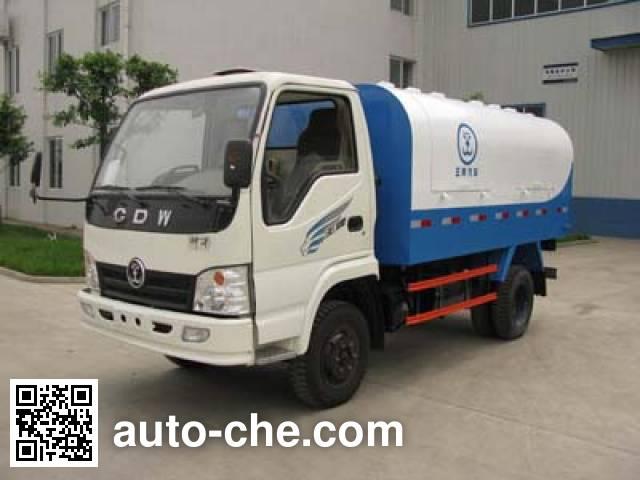 Sinotruk CDW Wangpai CDW4020Q1LJ low speed garbage truck