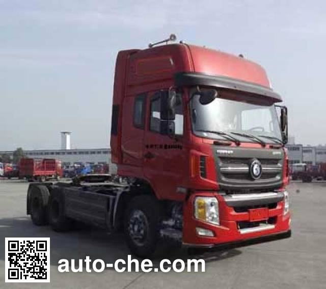 Sinotruk CDW Wangpai CDW4250A1T4 tractor unit