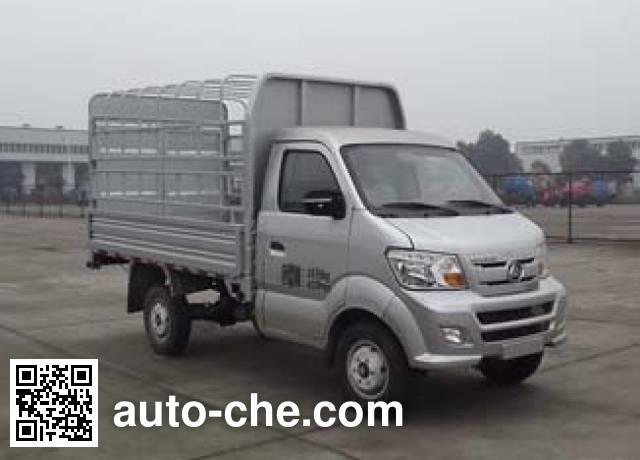 Sinotruk CDW Wangpai CDW5030CCYN1M5Q грузовик с решетчатым тент-каркасом