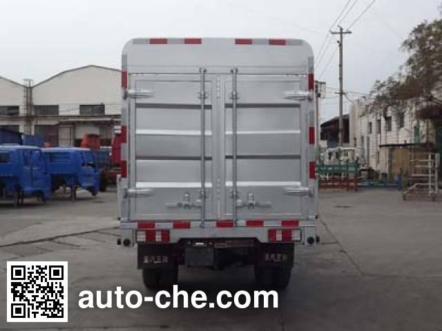 Sinotruk CDW Wangpai CDW5031CCYN2M5Q грузовик с решетчатым тент-каркасом