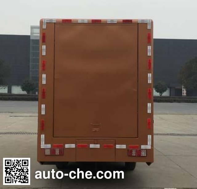 Sinotruk CDW Wangpai CDW5030XSHN1M5 mobile shop