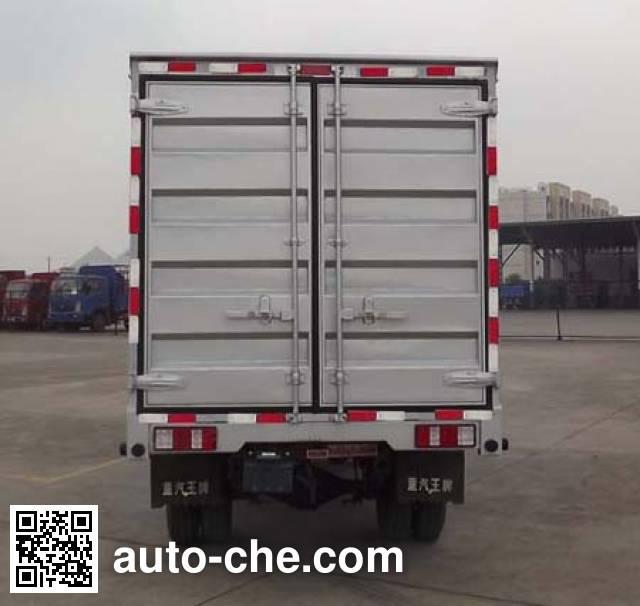 Sinotruk CDW Wangpai CDW5031XXYN2M5Q box van truck