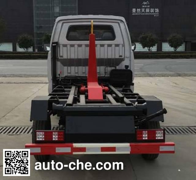 Sinotruk CDW Wangpai CDW5030ZXXN1M5 detachable body garbage truck