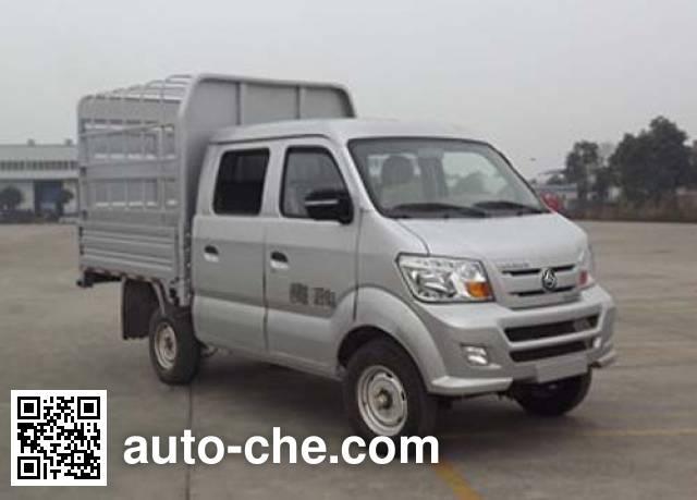Sinotruk CDW Wangpai CDW5030CCYS1M5Q грузовик с решетчатым тент-каркасом