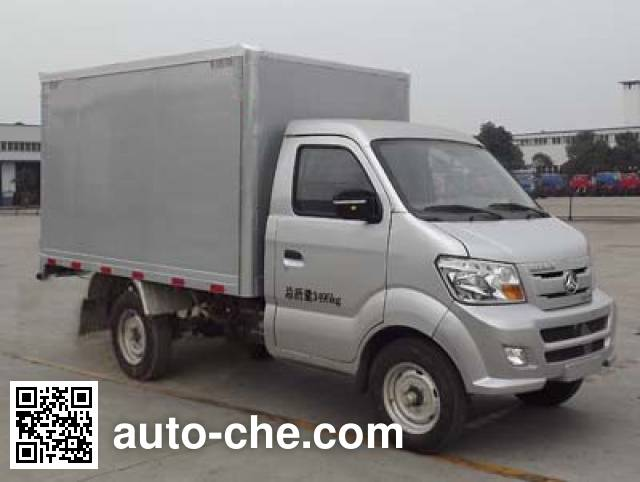 Sinotruk CDW Wangpai CDW5031XXYN1M5Q box van truck