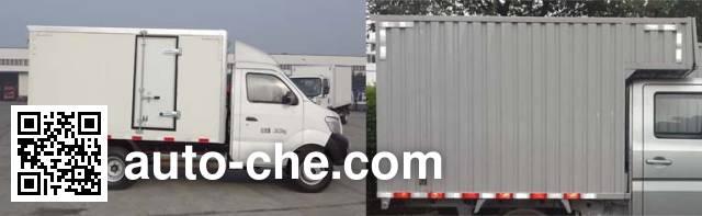 Sinotruk CDW Wangpai CDW5031XXYN1M5QD box van truck