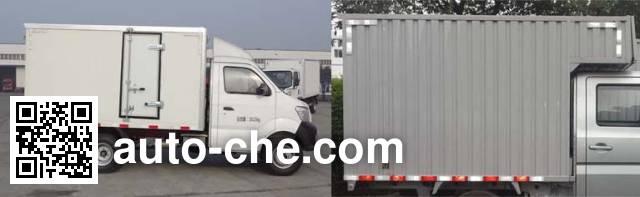 Sinotruk CDW Wangpai CDW5030XXYN1M5Q box van truck