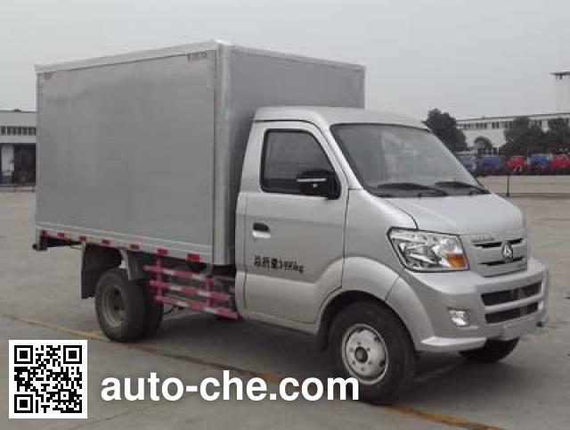Sinotruk CDW Wangpai CDW5032XXYN1M5QD box van truck