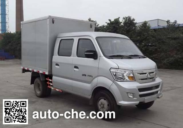 Sinotruk CDW Wangpai CDW5032XXYS1M5QD box van truck