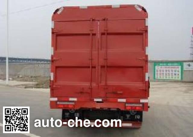 Sinotruk CDW Wangpai CDW5041CCYHA1A4 грузовик с решетчатым тент-каркасом