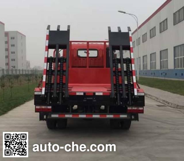 Sinotruk CDW Wangpai CDW5040TPBHA1R5 flatbed truck