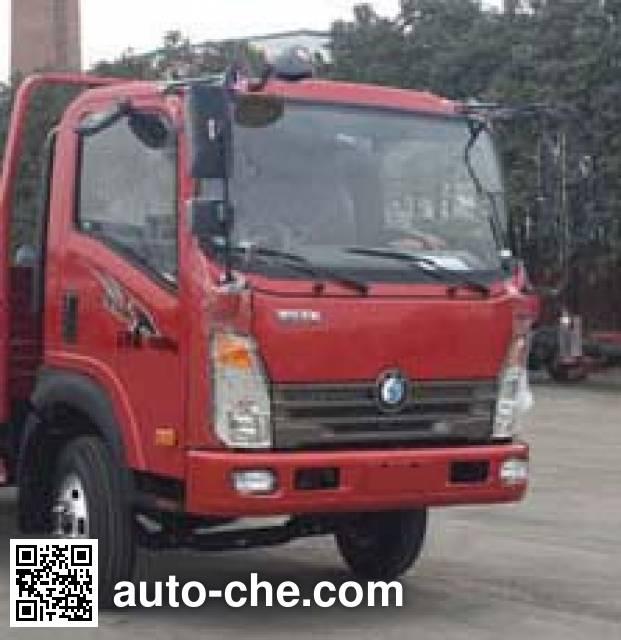 Sinotruk CDW Wangpai CDW5040TPBHA3Q4 flatbed truck