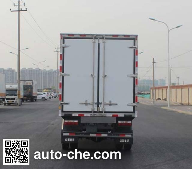 Sinotruk CDW Wangpai CDW5040XLCHA1Q5 refrigerated truck