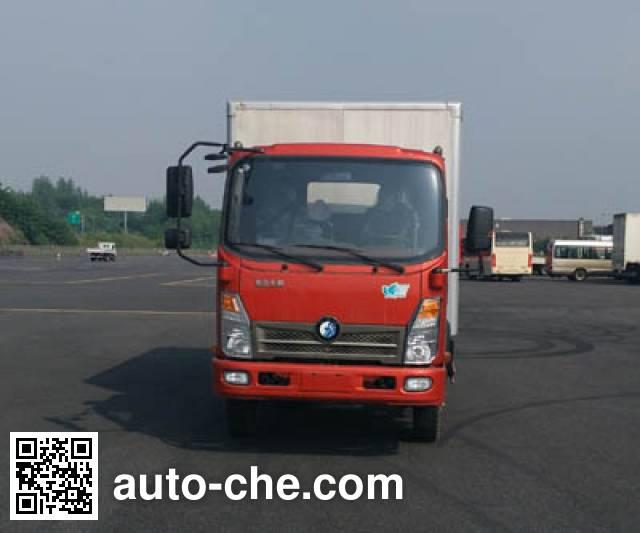 Sinotruk CDW Wangpai CDW5040XXYA1P5 box van truck