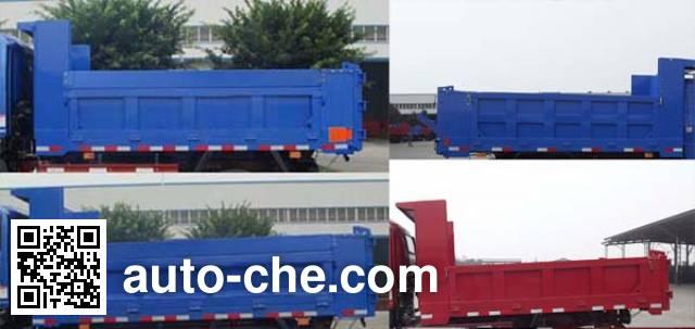 Sinotruk CDW Wangpai CDW5040ZLJA4P4 dump garbage truck