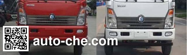 Sinotruk CDW Wangpai CDW5110ZLJHA1Q5 dump garbage truck