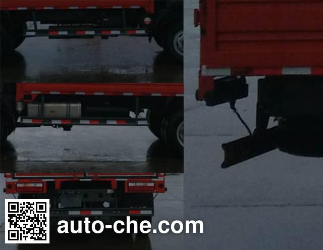 Sinotruk CDW Wangpai CDW5040CCYHA1P5 грузовик с решетчатым тент-каркасом