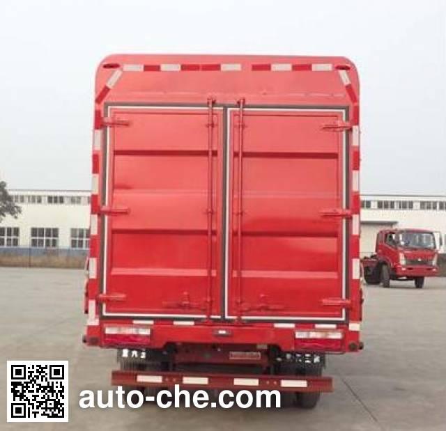 Sinotruk CDW Wangpai CDW5042CCYHA1B4 грузовик с решетчатым тент-каркасом