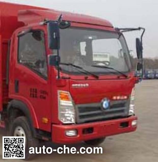 Sinotruk CDW Wangpai CDW5040XXYH1P5 box van truck