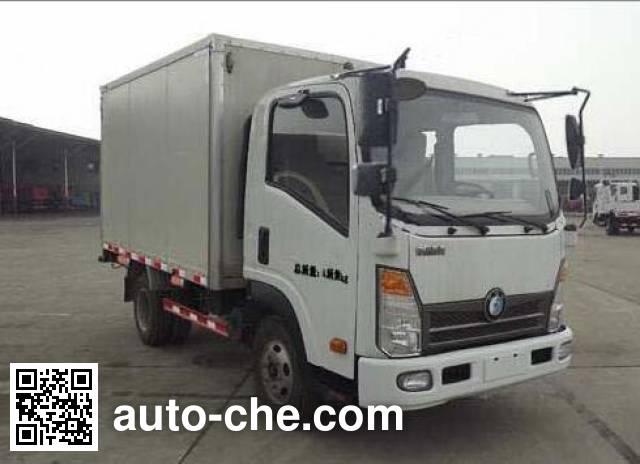 Sinotruk CDW Wangpai CDW5042XXYHA2Q4 box van truck