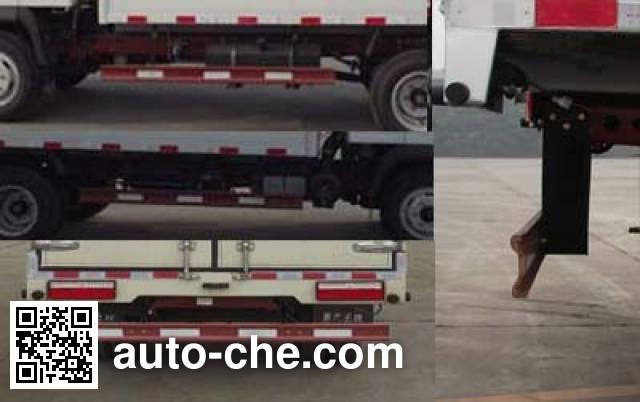 Sinotruk CDW Wangpai CDW5042XXYHA1A4 box van truck