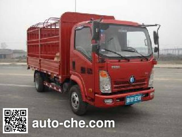Sinotruk CDW Wangpai CDW5042CCYHA1A4 грузовик с решетчатым тент-каркасом