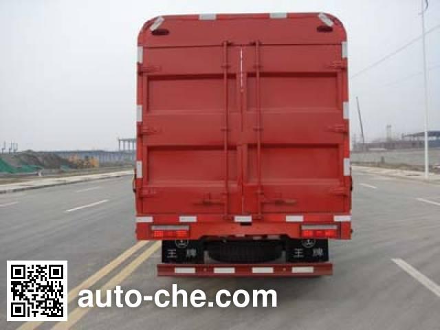 Sinotruk CDW Wangpai CDW5043CCYHA1Q4 грузовик с решетчатым тент-каркасом