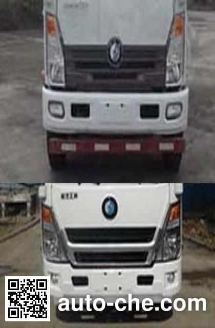 Sinotruk CDW Wangpai CDW5044CCYHA1A4 грузовик с решетчатым тент-каркасом