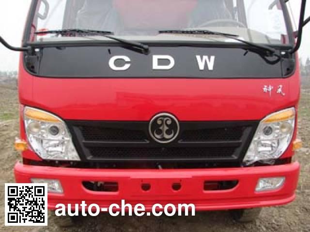 Sinotruk CDW Wangpai CDW5070TSLH1B3 street sweeper truck